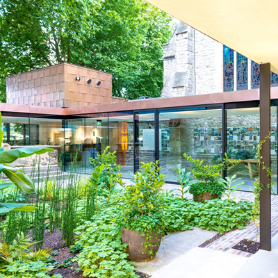 See more about Garden Museum wedding venue in London