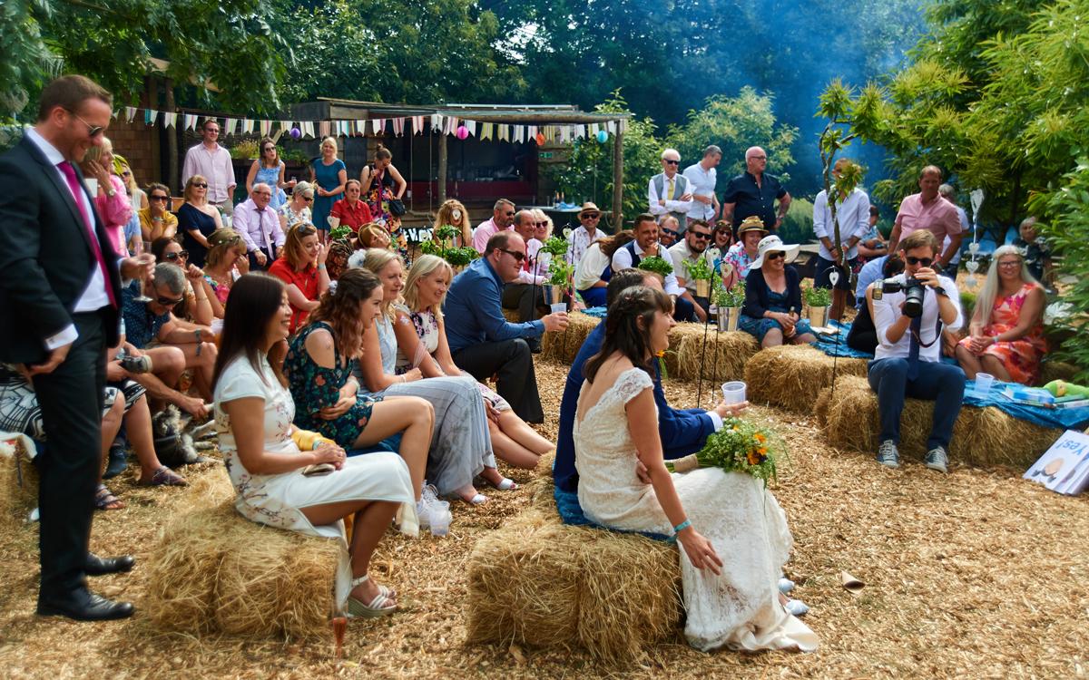 Coco wedding venues slideshow - Yurt Wedding Venue in West Sussex - Plush Tents Yurt Village
