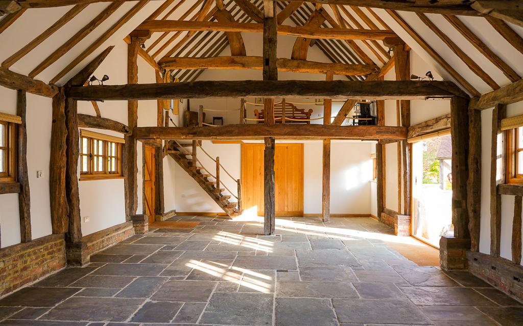 Coco wedding venues slideshow - Barn Wedding Venue in Surrey - The Barn at Hurlands
