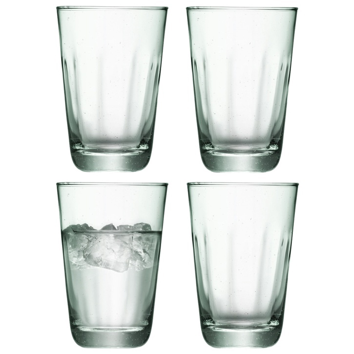 Mia Recycled Highball, Set of 4