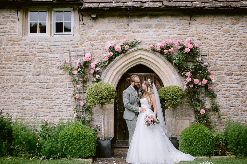 Rustic Wedding Inspiration - Joanna & Robert's Wick Farm Barn Wedding