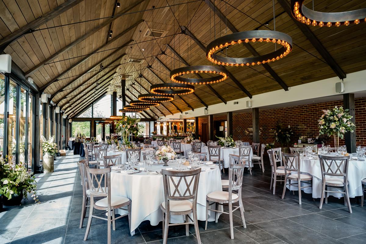 Wiltshire's Brand-New Bespoke Wedding Venue - Syrencot