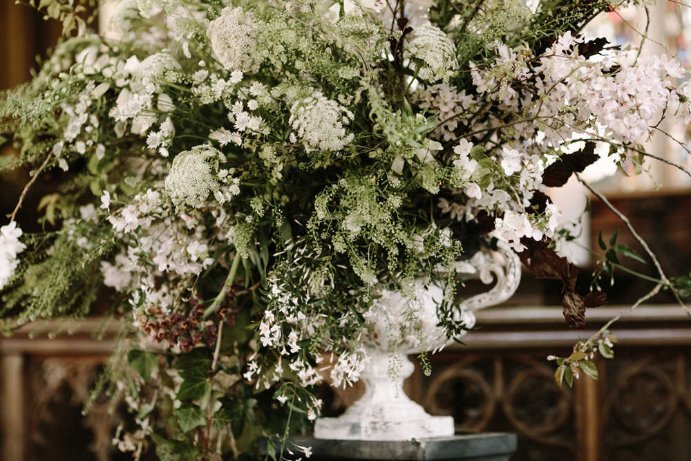 Image Rebecca Goddard Photography | Flowers Moss & Stone Floral Design.