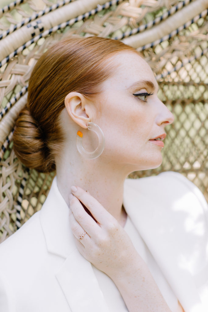 Image Rebecca Goddard Photography | Hair & Make Up By Jodie | Blazer Whistles.