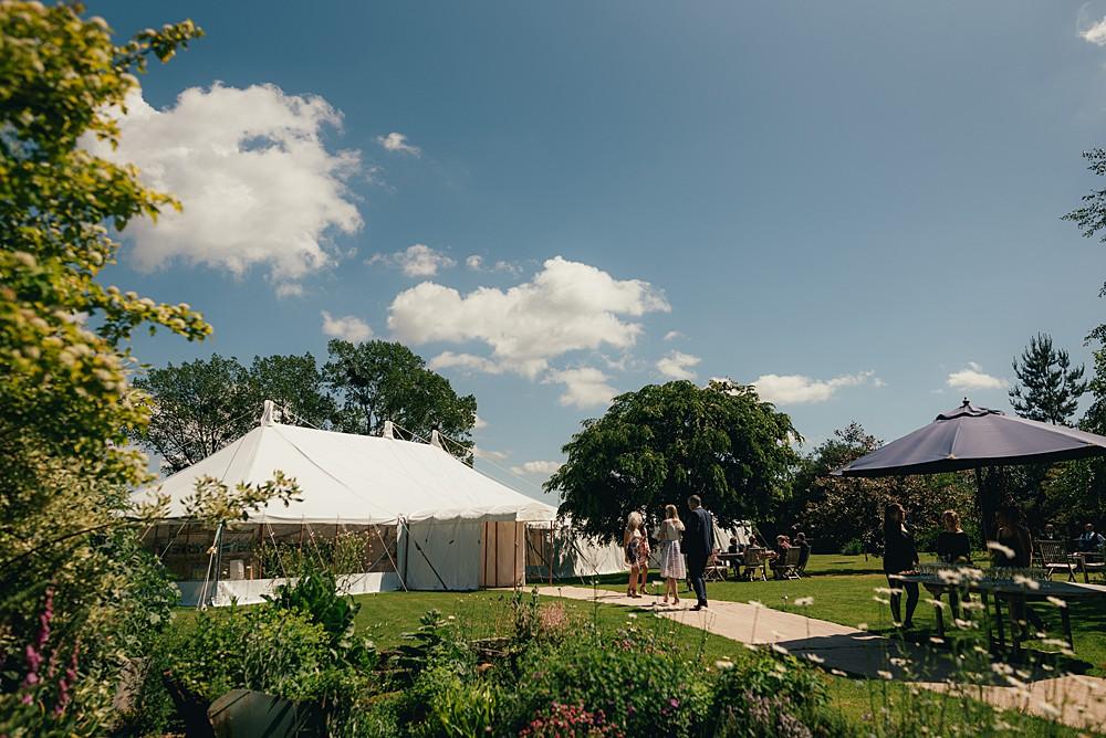 Image courtesy of The Country Garden Wedding Venue.