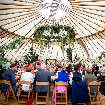See more about Yorkshire Yurts wedding venue in Yorkshire and Midlands