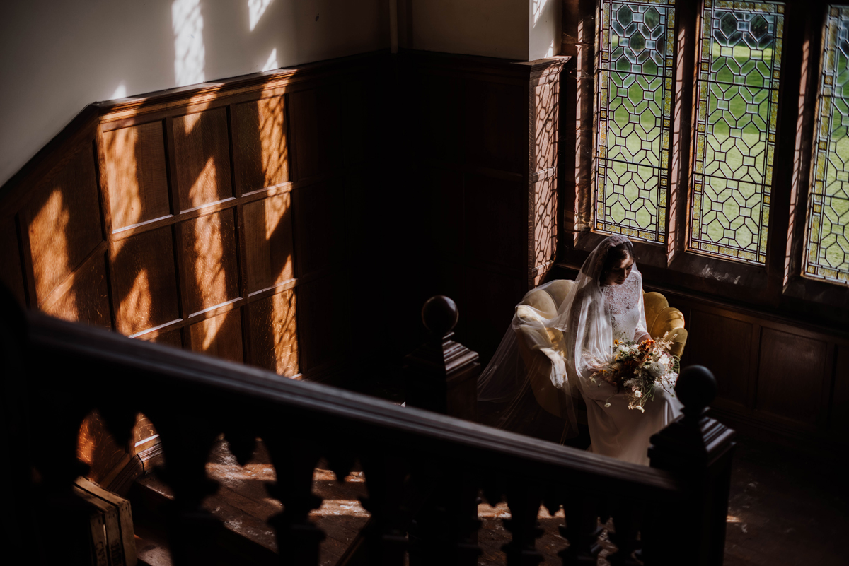 Autumn Wedding Inspiration at Standon Hall - Staffordshire Wedding Venue