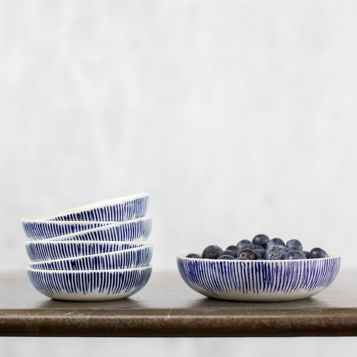 Karuma Ceramic Nibble Bowl - Large