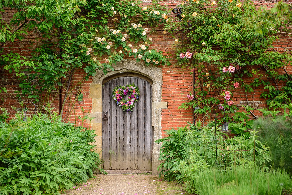 Image courtesy of The Walled Garden at Cowdray.
