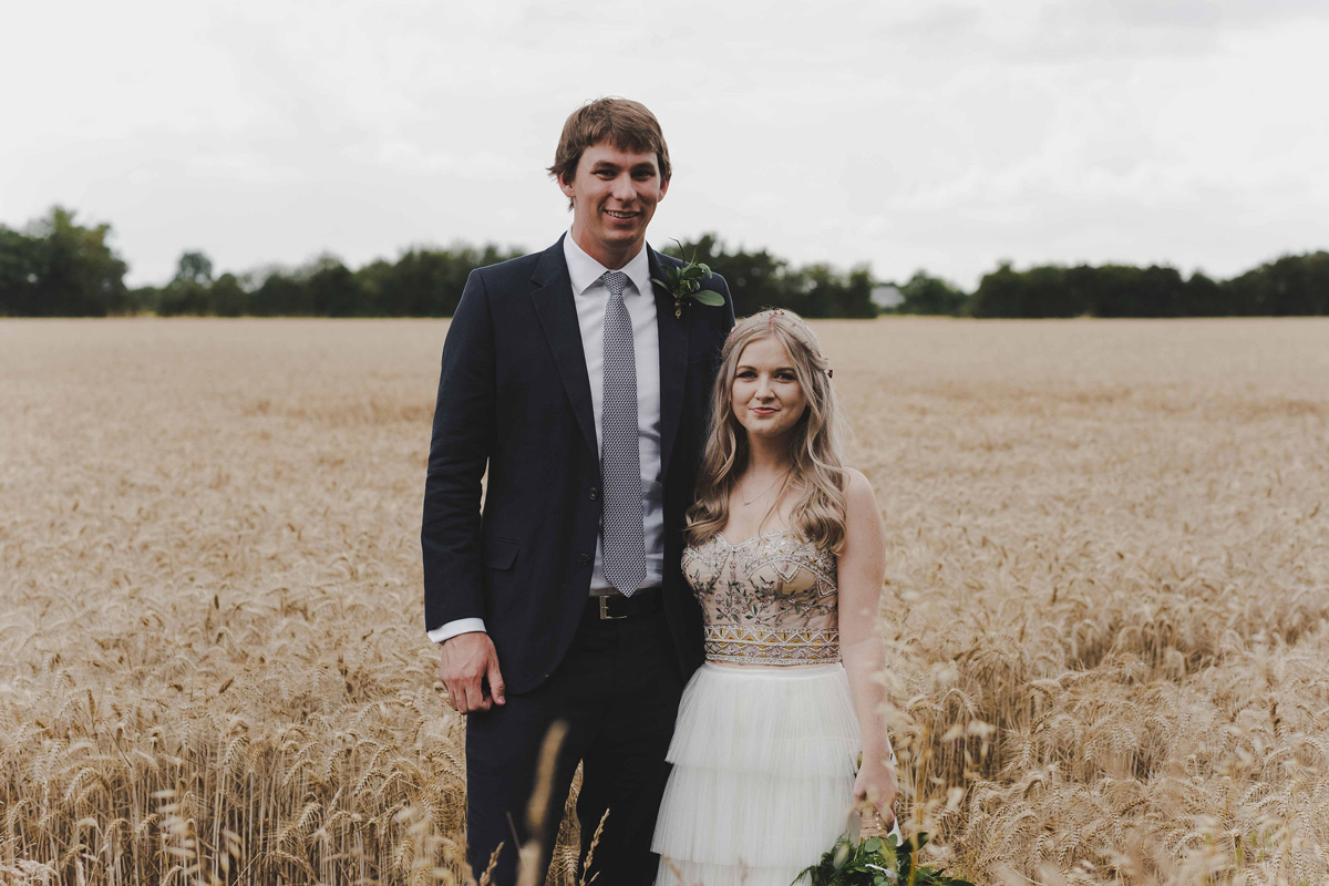 Rustic Wedding Inspiration - Rona & Alex's Houchins Wedding