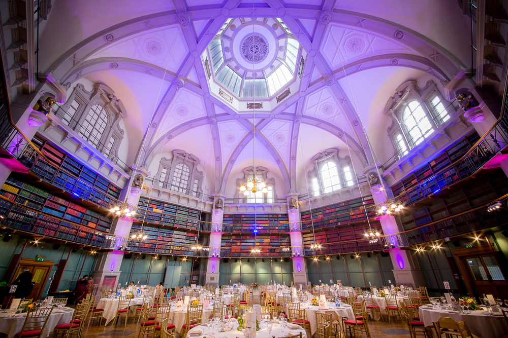 Image courtesy of Weddings at Queen Mary.