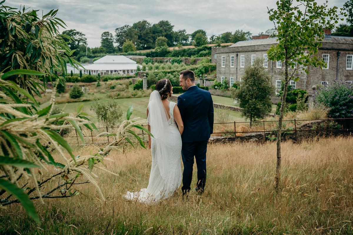 Rustic Marquee Wedding Inspiration at Shilstone in Devon - Jason & Sarah
