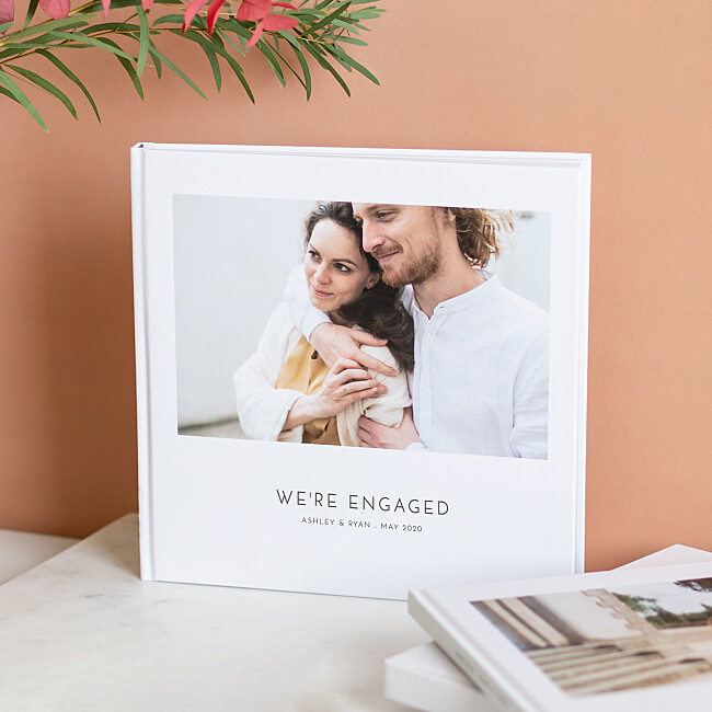 Printed Hardcover Photo Books