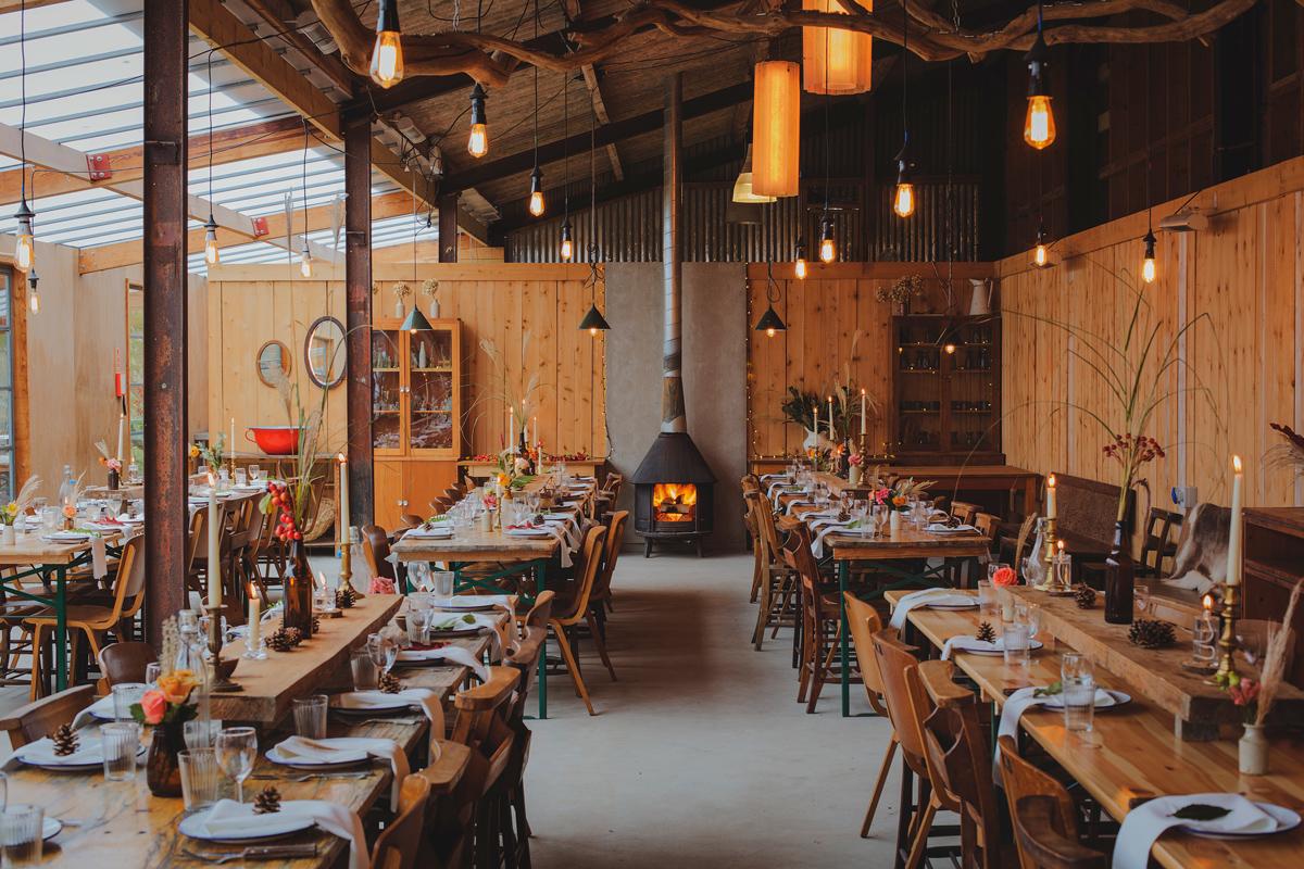 Woodland Wedding Venue in Wales - fforest weddings