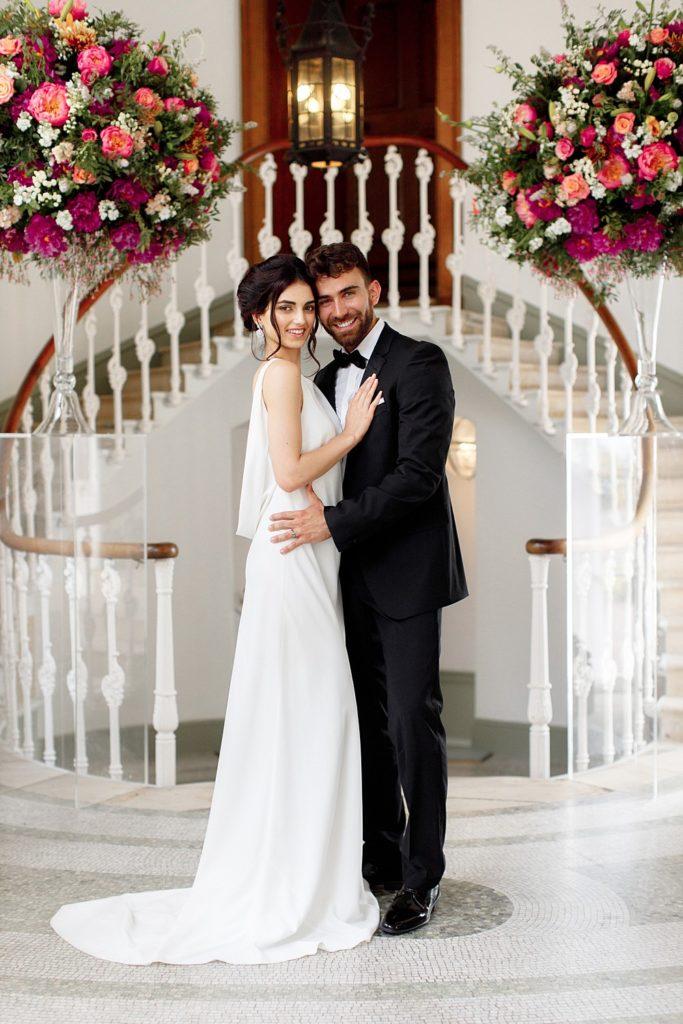 Image by Zehra Jagani Luxury Wedding Photographer.