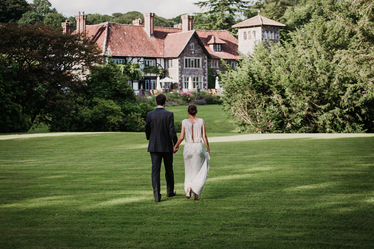 Coombe Trenchard - Country House Wedding Venues in Devon