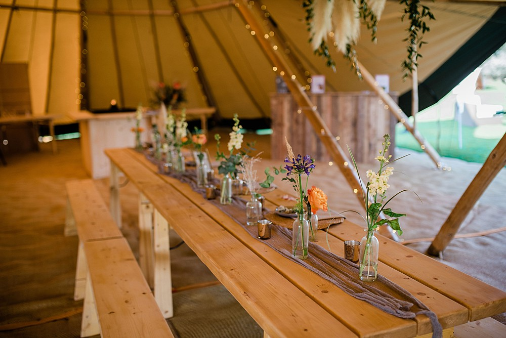 Image by Captured by Katrina | Courtesy of Cotswold Tipis.