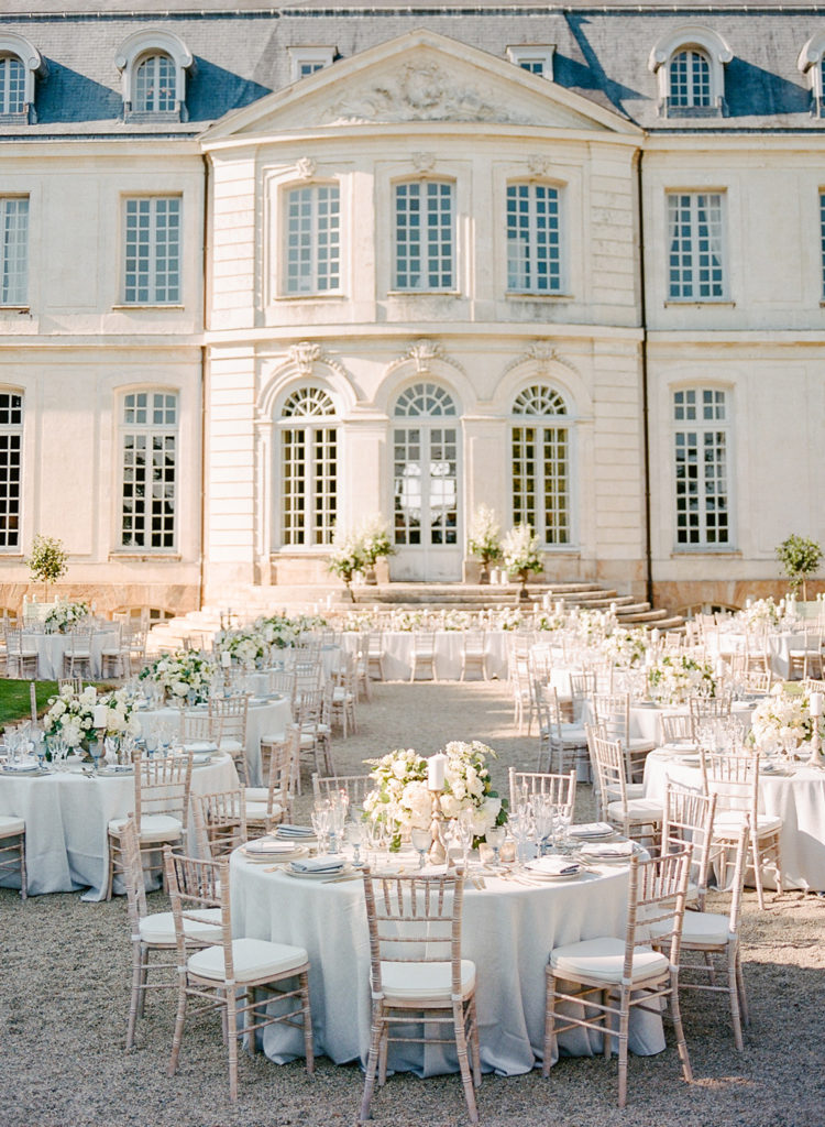 Image by Rebecca Yale Photography | Wedding Planning by Matthew Oliver Weddings.