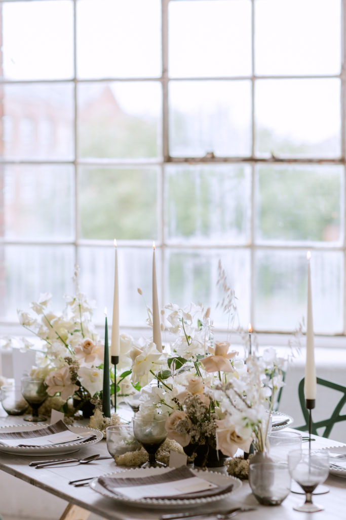 Image by Tender Photographs | Wedding Planning by Natalie Hewitt.