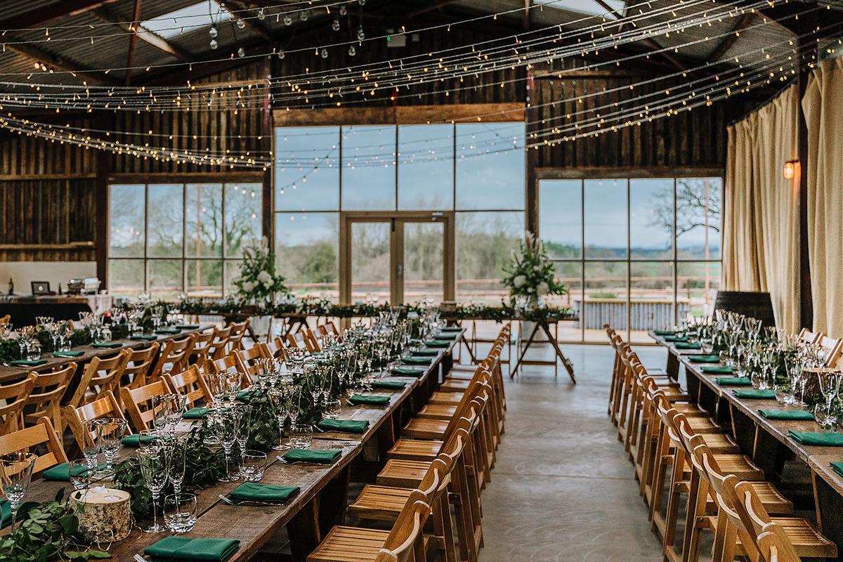 Grange Barn - A New Barn Wedding Venue in Cheshire