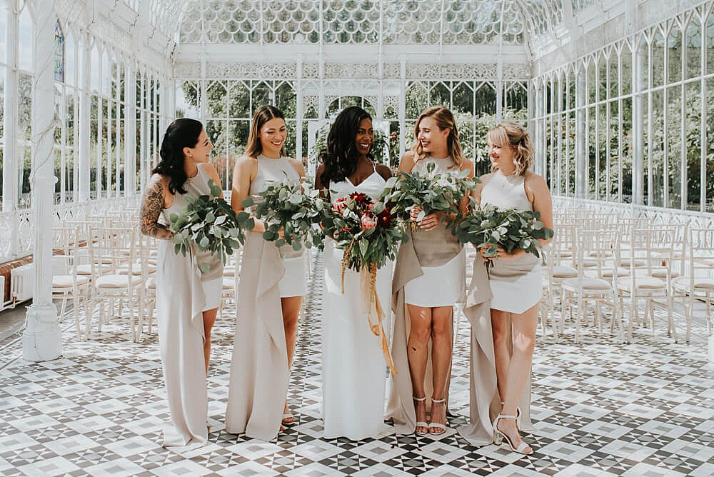 Image by Fern Edwards Photography | Flowers by Blooming Haus.