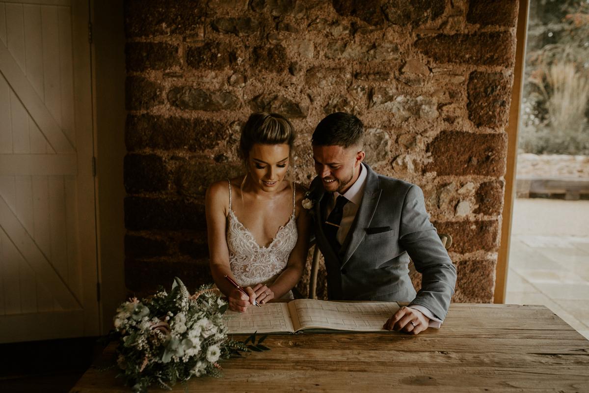 Advice for Planning an Elopement Wedding by Brickhouse Vineyard