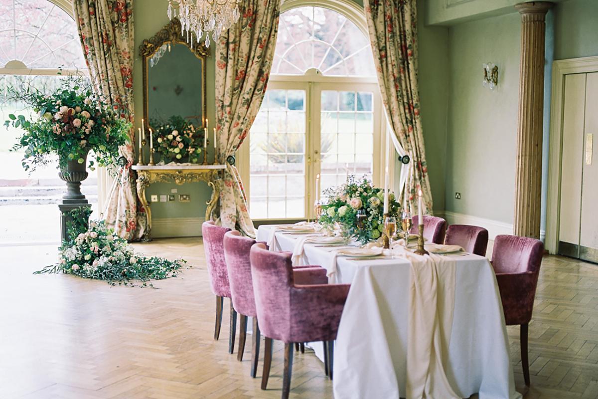 Classic Wedding Inspiration | Fairytale Opulence at Charlton House