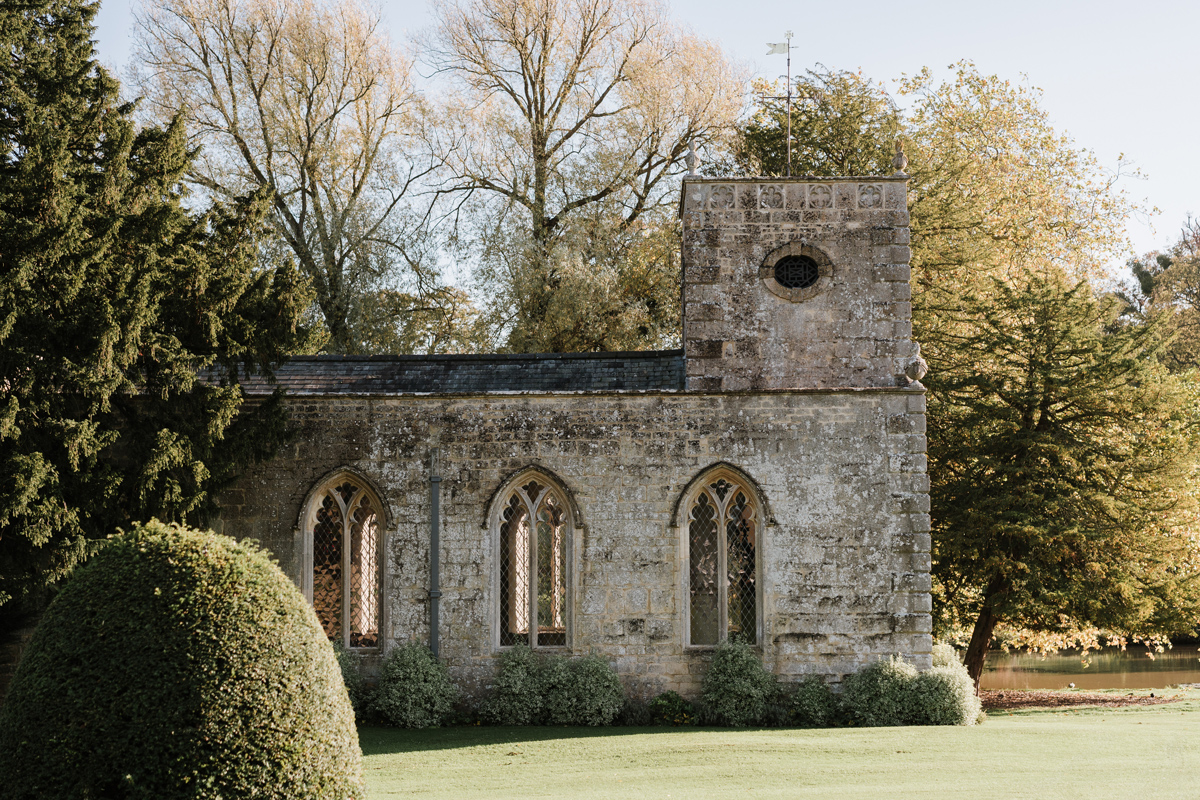 10 Wedding Venues with a Church Onsite