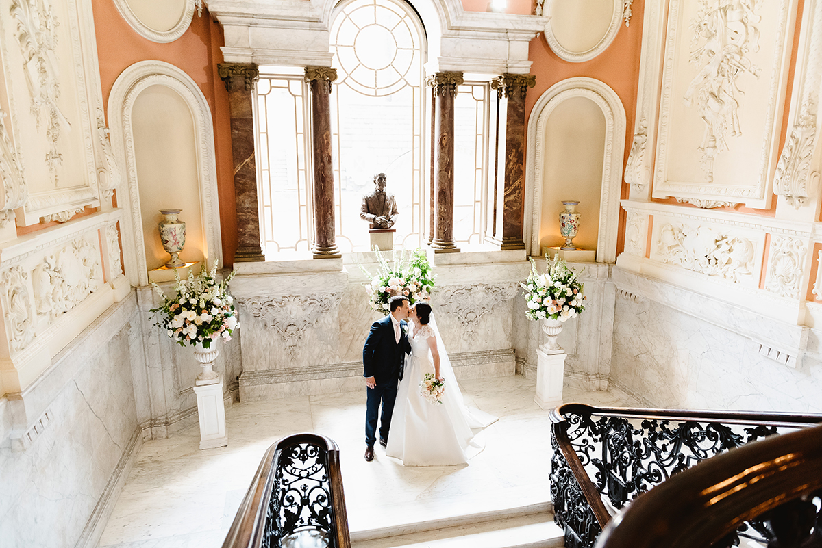 Classic, Elegant Wedding at Dartmouth House in London