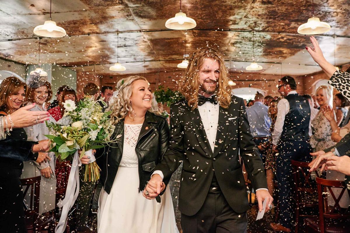 Lewis & Laura's The West Mill Wedding   Wedding Venue in Derbyshire