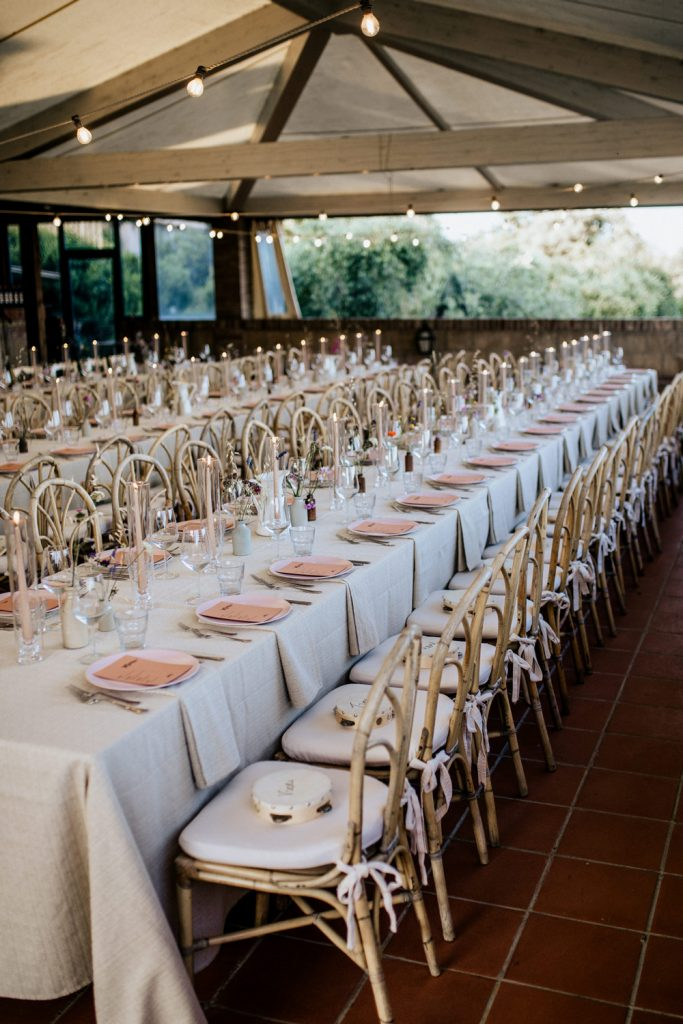 Image by Chris & Ruth Photography | Wedding Planning by Liz Linkleter.