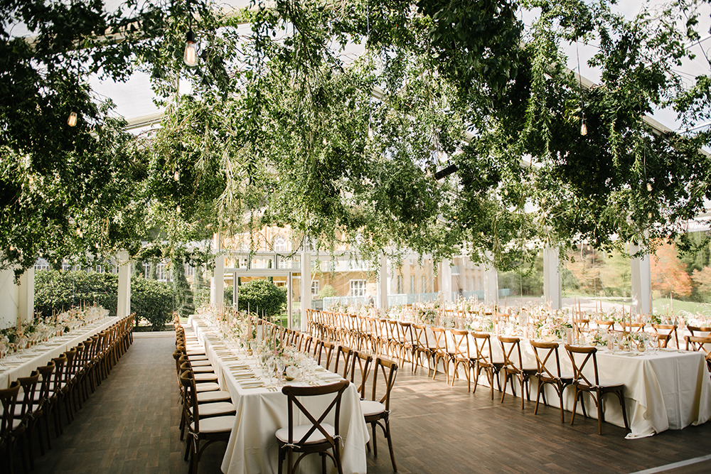 Image by Dominique Bader | Wedding Planning by Liz Linkleter.