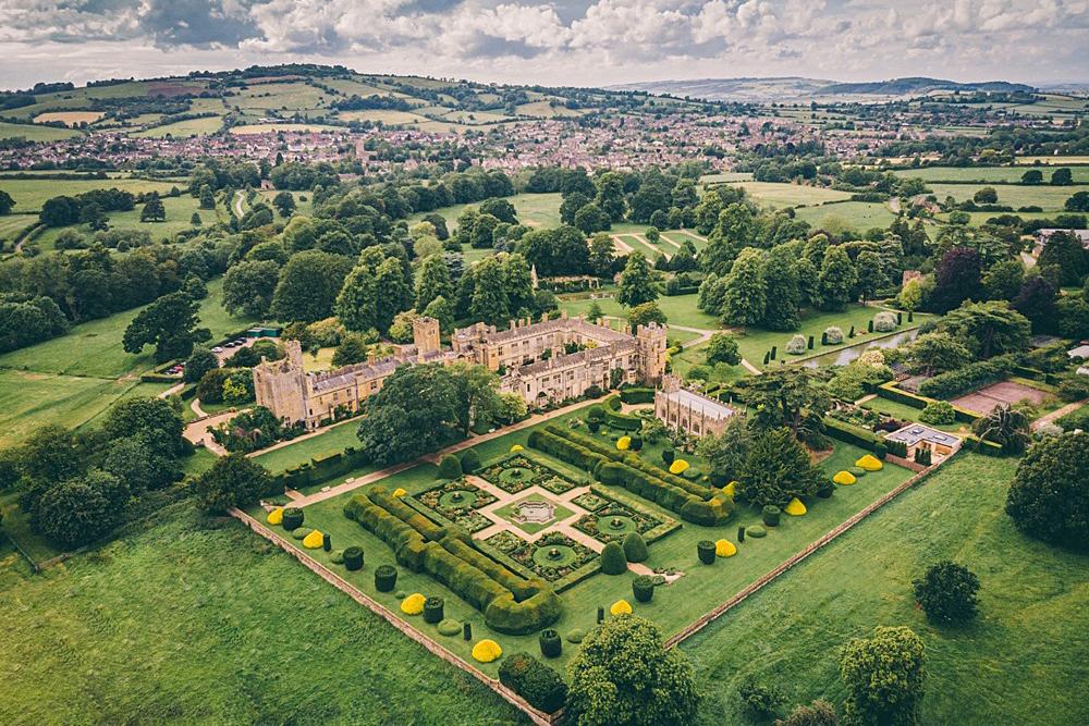 Image courtesy of Sudeley Castle & Gardens.