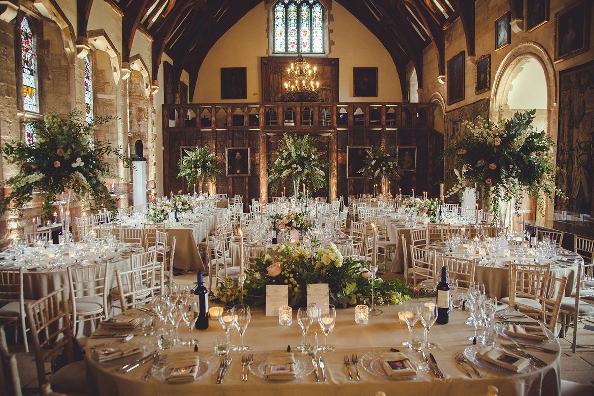 10 Castle Wedding Venues - UK Wedding Venue Directory