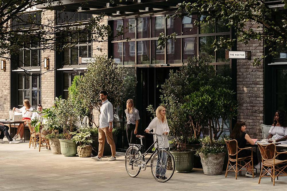 Image courtesy of The Hoxton Southwark.
