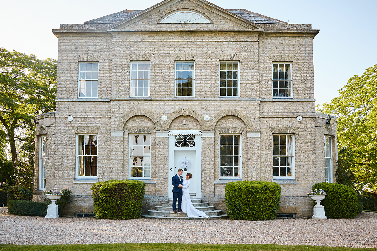 Essex Wedding Venue | Jess & Freddie's Barnston Lodge Wedding