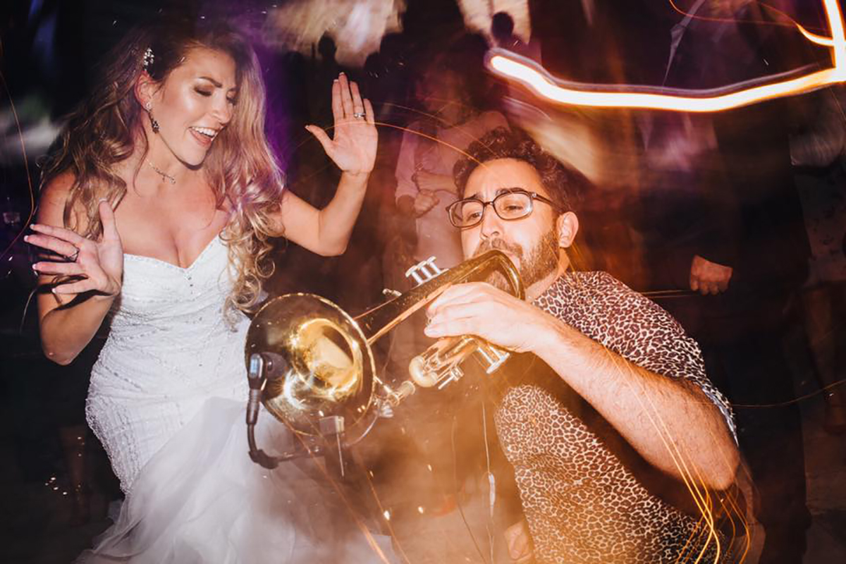 Introducing Jam Hot - The Band you NEED at Your Wedding