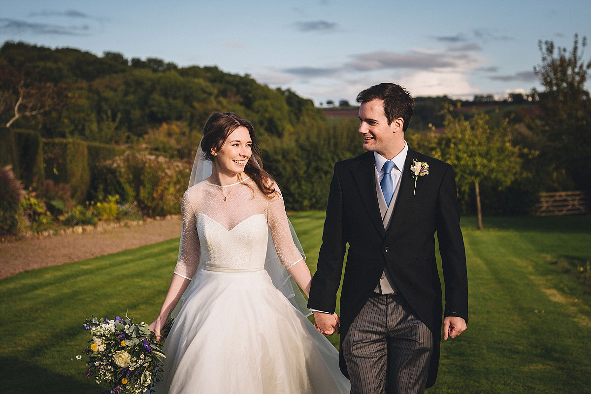 Real Wedding Inspiration at Broadfield in Herefordshire